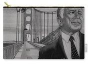 Tony Bennett Carry-all Pouch