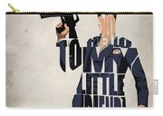 Tony Montana - Al Pacino Carry-all Pouch