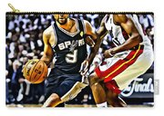 Tony Parker Painting Carry-all Pouch
