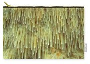 Toothed Fungi Macro Carry-all Pouch