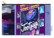 Tootsies Nashville Carry-all Pouch by Brian Jannsen