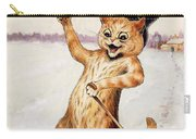 Top Cat Carry-all Pouch by Louis Wain