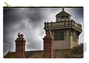 Top Of Point Fermin Lighthouse Carry-all Pouch