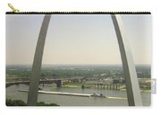 Top Of The Riverfront Carry-all Pouch