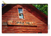 Topaz Carry-all Pouch by Marty Koch