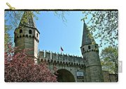 Topkapi Palace Wall And Gate In Istanbul-turkey Carry-all Pouch
