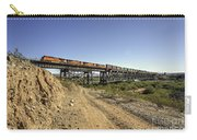 Topock Bridge Freight Carry-all Pouch
