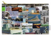 Topsail Island Nc Collage  Carry-all Pouch