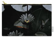 Torchlight Water Flowers Carry-all Pouch