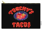 Torchy's Tacos Carry-all Pouch