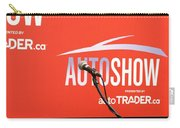 Toronto Autoshow Carry-all Pouch