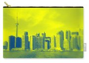 Toronto Downtown View Carry-all Pouch