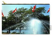 Toronto Island Fountain Carry-all Pouch