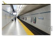 Toronto Subway Platform Carry-all Pouch