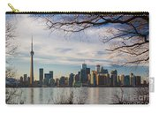 Toronto Through The Trees Carry-all Pouch