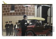 Toronto Traffic Cop 1912 Carry-all Pouch