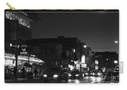 Toronto's China Town After Sunset Carry-all Pouch