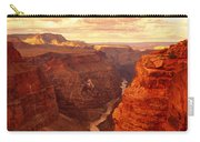 Toroweap Point, Grand Canyon, Arizona Carry-all Pouch