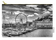 Torquay Harbor Carry-all Pouch