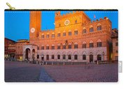 Torre Del Mangia Carry-all Pouch