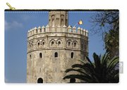 Torre Del Oro Carry-all Pouch