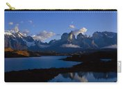 Torres Del Paine, Patagonia, Chile Carry-all Pouch