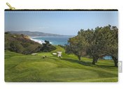 Torrey Pines Golf Course North 6th Hole Carry-all Pouch by Adam Romanowicz