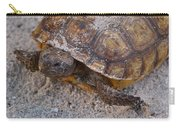 Tortoise By Nature Carry-all Pouch