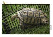 Tortoise Turtle Time Carry-all Pouch
