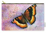 Tortoiseshell Butterfly Carry-all Pouch