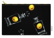 Toss Me A Lemon Carry-all Pouch by Diana Angstadt