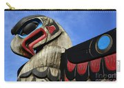 Totem Pole 2 Carry-all Pouch