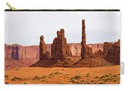 Totem Pole Buttes Carry-all Pouch