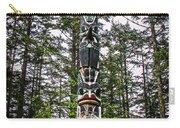 Totem Pole Of Southeast Alaska Carry-all Pouch
