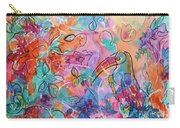 Toucan Dreams Carry-all Pouch