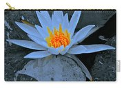 Touch Of Gold In Lily Carry-all Pouch