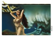 Touch Of The Beautiful Temptress Carry-all Pouch