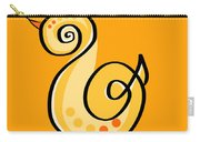 Thoughts And Colors Series Chick Carry-all Pouch