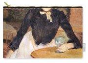 Toulouse Lautrec's A La Bastille -- Jeanne Wenz Carry-all Pouch by Cora Wandel