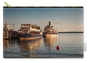 Tour Boats Lake Geneva Wi Carry-all Pouch