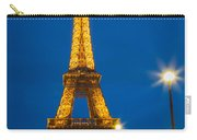 Tour Eiffel De Nuit Carry-all Pouch