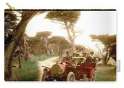 Royal Tourist Touring Car On The 17 Mile Drive Pebble Beach California Circa 1910 Carry-all Pouch