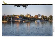 Touring On The World Showcase Lagoon Walt Disney World Carry-all Pouch