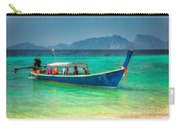 Tourist Longboat Carry-all Pouch