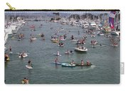 Tourists Enjoying In The Ocean, Dana Carry-all Pouch