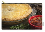 Tourtiere Meat Pie Carry-all Pouch