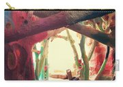 Toward The Light Carry-all Pouch by Laurie Search