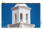 Tower At Mission San Xavier Del Bac Carry-all Pouch
