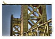 Tower Bridge 4 Sacramento Carry-all Pouch