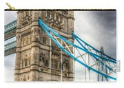 Tower Bridge And The Shard Carry-all Pouch